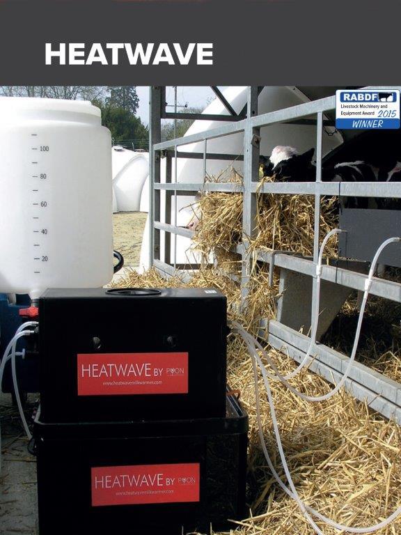 Heatwave Milk Warmer ™